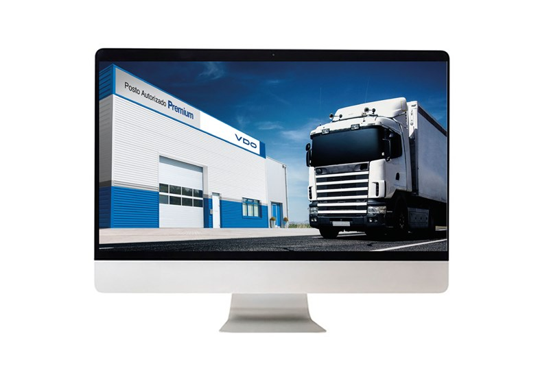 VDO FleetVisor – the Premium Solution for Large Fleets